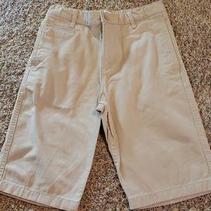 NWOT Old Navy Khaki shorts
